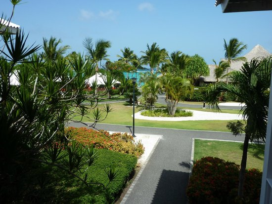 Club Med Punta Cana : vue sur une partie du club
