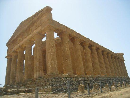 Tempio della Concordia : Templo de la concordia