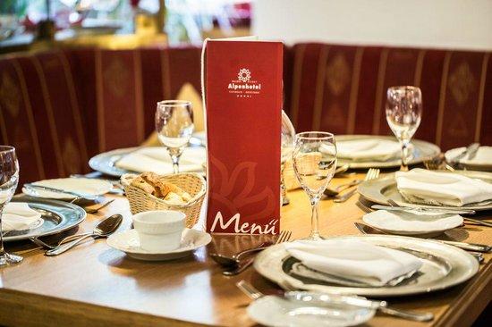 Alpenhotel Oberstdorf: Restaurant