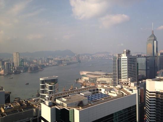 Island Shangri-La Hong Kong: view from the 50th