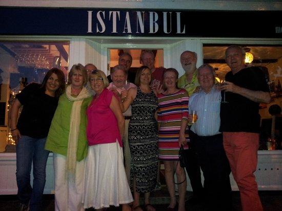 Istanbul Meze & Grill Restaurant Wendover