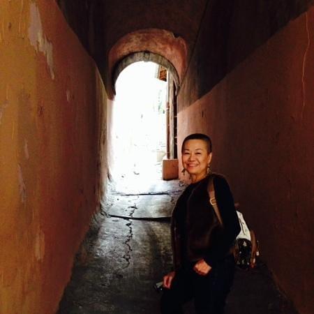 Traboules du Vieux Lyon : Good passage to explore.
