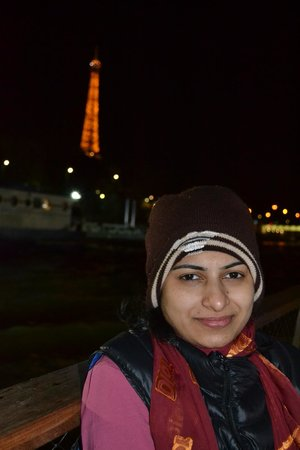 La Seine : Seine river cruise
