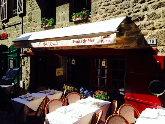 Tripadvisor Restaurant Dinan