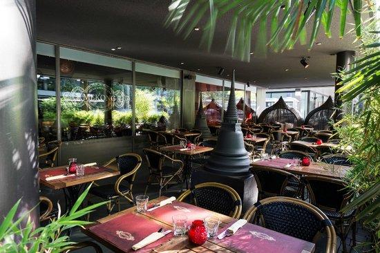Mekong Restaurant & Bar: Mekong - Asian Bistro & Bar  - Terrace