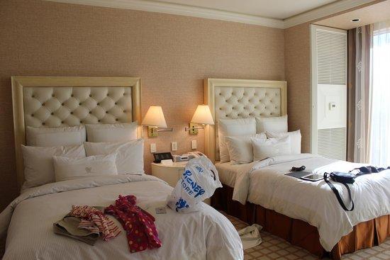 Wynn Las Vegas: Suite Torre