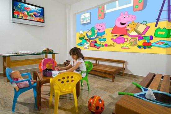 Hotel Strand: La sala per i bambini