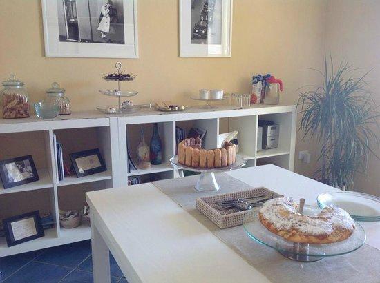 Archea Guest House: Sala Colazioni