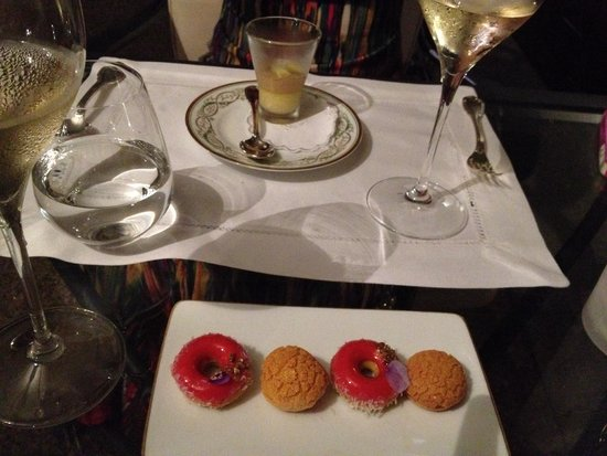 Four Seasons Hotel Firenze: Delicious!