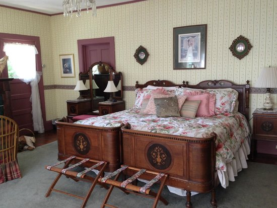 Ruah Bed & Breakfast: Room