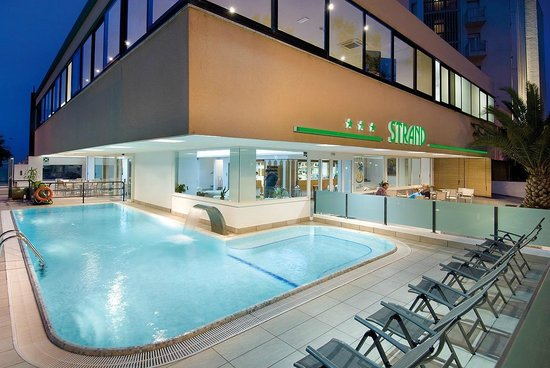 Hotel Strand Prices Reviews Riccione Italy Tripadvisor