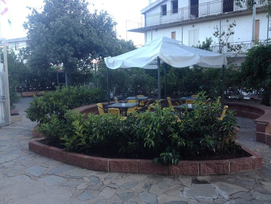 Hotel Nettuno : Lounge area