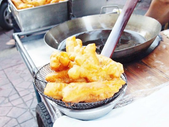 Chinatown - Bangkok: Random food stall