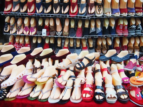 Chinatown - Bangkok: Shoes