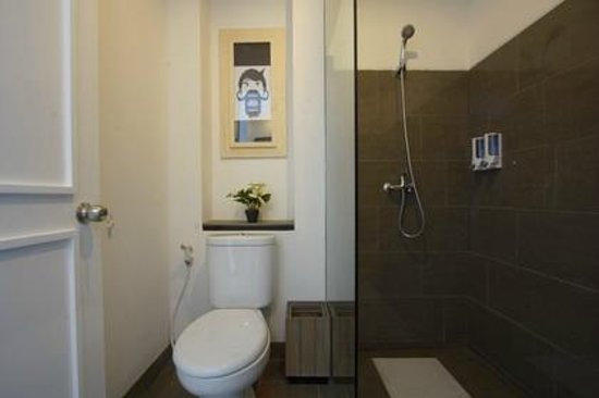 7 Bidadari Boutique Hotel: The Bathroom