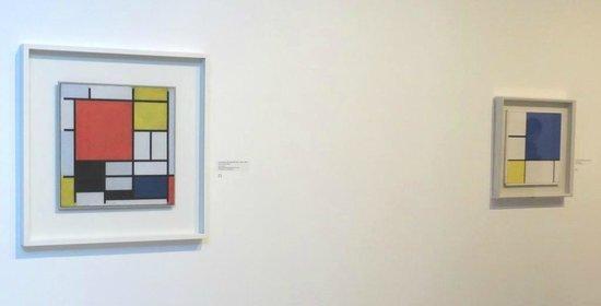 Turner Contemporary, Margate - Mondrian exhibition 2