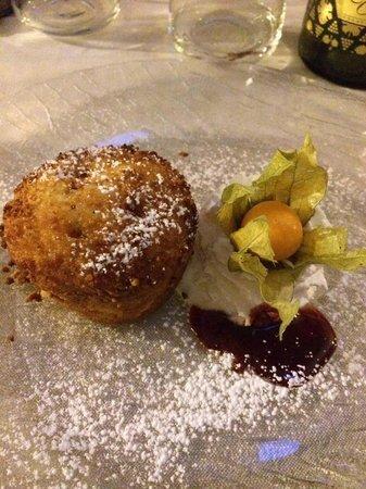 Ristorante Bonta Nascoste: Dessert