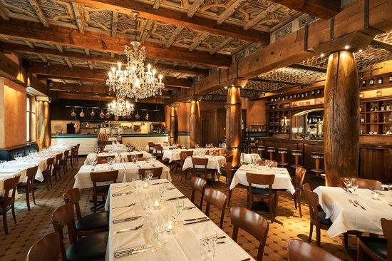 Photo of Italian Restaurant Restaurant La Cucina at Pilatusstrasse 29, Lucerne 6003, Switzerland