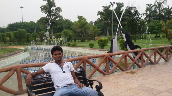 Greater Noida, India: City park