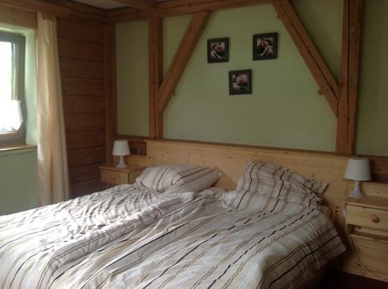 Wellness Pension Bergsee: bedroom