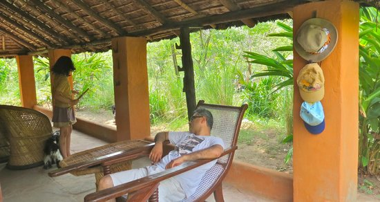 Vanghat Lodge : Rest a while