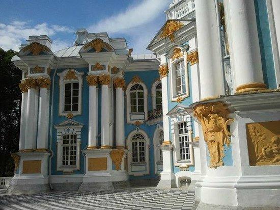 Tsarskoye Selo State Museum Preserve: Грот