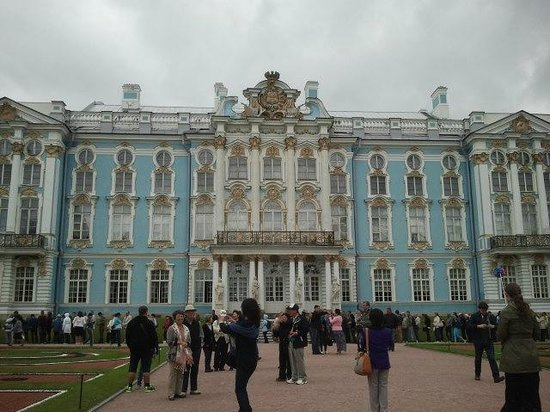 Tsarskoye Selo State Museum Preserve: Дворец
