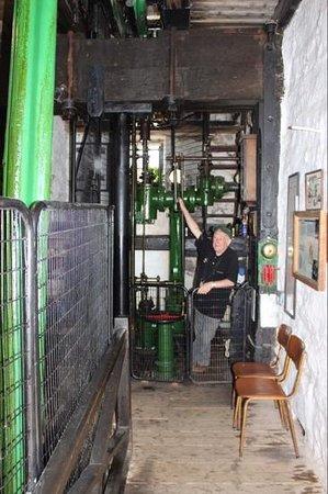 Levant Mine and Beam Engine: engine driver