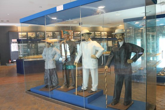 Kinta Tin Mining Museum: Histopries of some of the pioneers are recounted