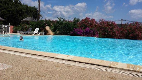 U Pirellu Camping: piscine