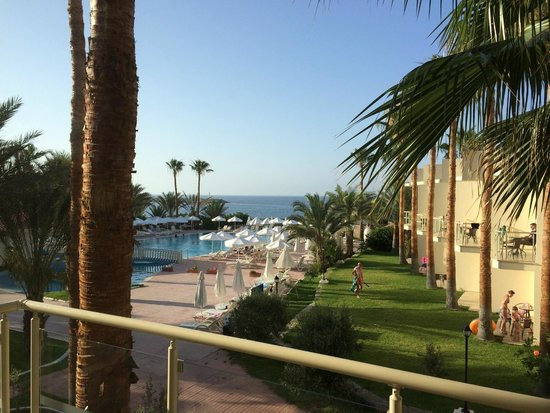 Oscar Resort Hotel: View from room