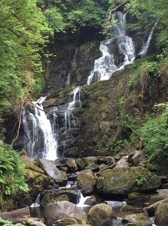beautiful Torc Waterfall