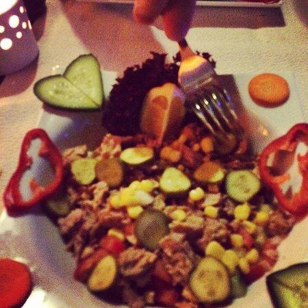 Cafe Vita Restaurant : Tuna salad