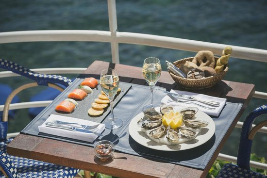 Hotel Belles Rives : Fooding Chic