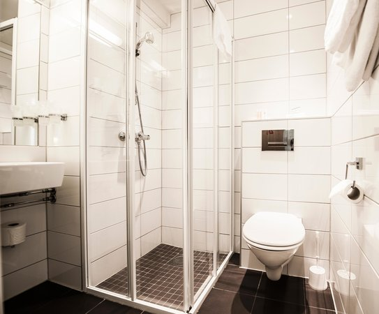 Hotell Bondeheimen : Bad 1/ Bathroom