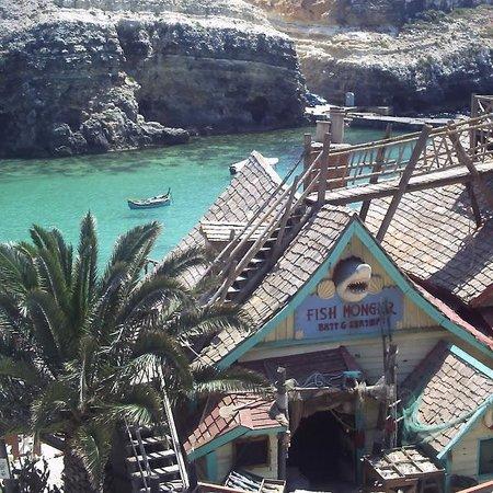 Luna Holiday Complex: popeye village