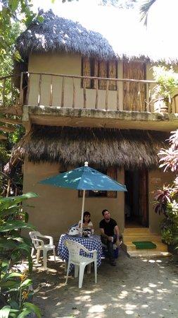 Junto al Rio Beachfront Bungalows and Suites: disfrutando