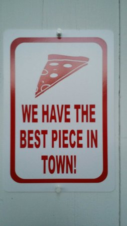 Thin Crust Pizzeria: And, also, the best customer service!