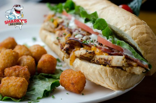 Sharky's Bar and Grill 1: Chicken Bacon Ranch