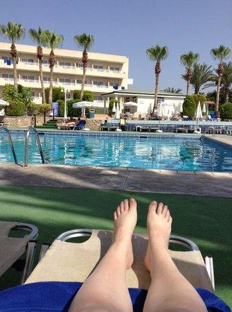 Aloe Hotel : excellent pool