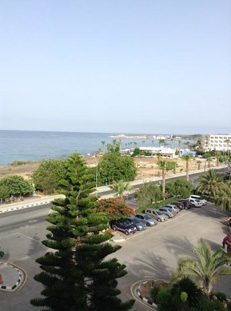 Aloe Hotel : View from room