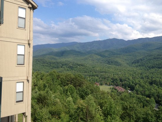 Deer Ridge Mountain Resort : View from suite C208