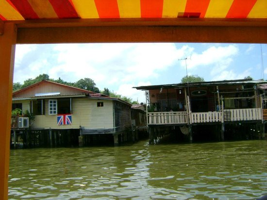 Kampong Ayer - Venice of East : The Kampong Ayer life - 2