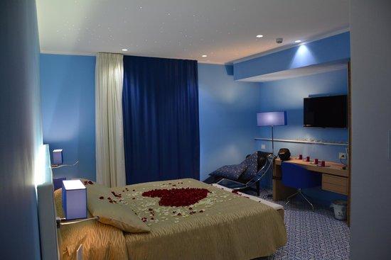 Lloyd's Baia Hotel: Junior Suite 2° piano
