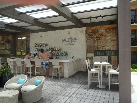 Catalonia Riviera Maya : Bar para clientes Premiére
