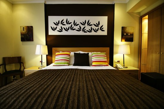 Lydia Hotel: Superior double queen bed