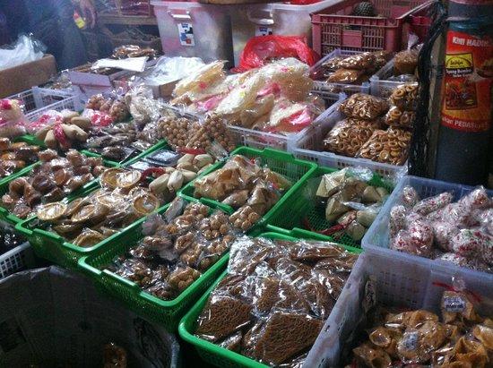 Anika Balinese Cooking Class : Market