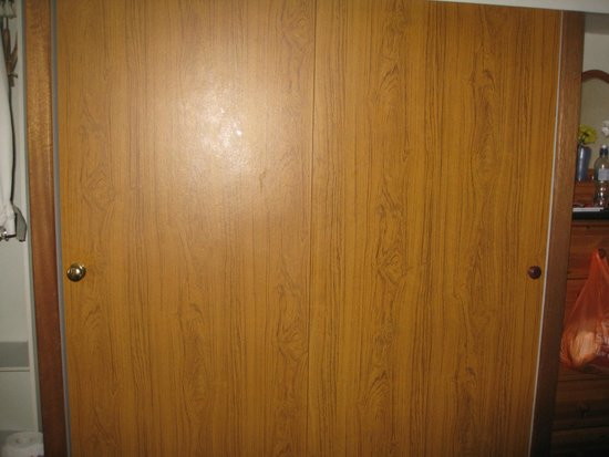Carlton Lodge: Outer wardrobe