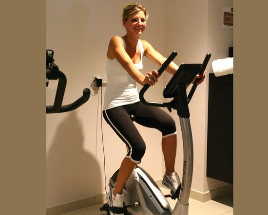 Qualys Hotel & Spa Vannes : Fitness