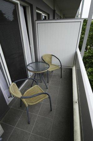 Lydia Hotel : room balcony